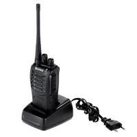 dualband vhf uhf handheld groihandel-Professinal Baofeng BF-888S Walkie Talkie 5W Handheld bf 888s UHF 5W 400-470MHz 16CH Zwei-Wege-Portable-Scan-Monitor Ham Civilian Radio