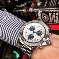 vingador preto venda por atacado-NOVA STYLY COLT Avenger pássaro preto Movimento de Quartzo Brei Men Watch White Dial Banda Militar Relógio Masculino