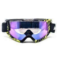 Wholesale snowmobile eyewear for sale - Group buy Ski Snowboard Goggles Mountain Skiing Eyewear Snowmobile Winter Sport Goggles Snow Glasses