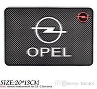 Wholesale accessories for opel for sale - Group buy Car Styling Auto Anti Slip Mat Interior Accessories Case For Opel Meriva Zafira Corsa Insignia Astra Antara Car Styling