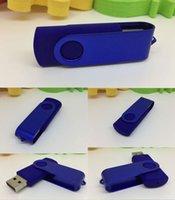Wholesale usb flash drives for sale - 1pcs GB GB GB GB USB Plastic Flash Drives Pen Drives Memory Stick U Disk Swivel USB Sticks iOS Windows Android