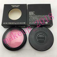 HOT Makeup Shimmer Blush Sheer Tone Blush 24 Color available No Mirrors No Brush 6g ePacket shipping