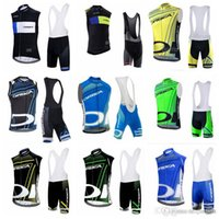Wholesale orbea clothes for sale - Group buy ORBEA team Cycling Sleeveless jersey Vest bib shorts sets Summer quick drying bicycle set fashion and comfortable cycling clothes