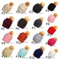 weben beanie großhandel-Visier Cup Mützen Strickmützen Kopfbedeckungen Frauen Winter Herbst Warme Weiche Sport Hüte Weave Erwachsene Mützen Mädchen Ski Hut