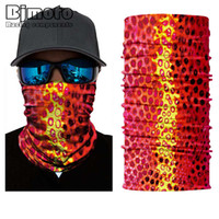 Wholesale mask mouth bike for sale - Group buy Windproof Mask Ski Caps Bike Motorcycle Balaclavas Red Mouth Scarf Ski Mask Bandana Balaclava Bicycle Hunting Fishing cm