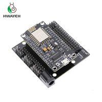 teste flash ic venda por atacado-Nó MCU Development Kit V3 CH340 nodemcu + Motor Escudo Wifi esp8266 Esp12e brinquedo rc diy controle remoto Lua IoT carro inteligente Esp12e