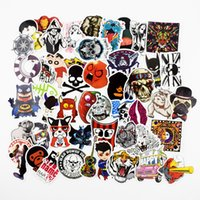 Wholesale 1 millions Styles Cartoon Stickers pack Classic Fashion Style Graffiti Stickers For macbook Laptop Moto car Suitcase sticker LG17