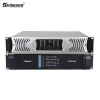 integrierter verstärker großhandel-Sinbosen Verstärker Stereo System Fp22000q Integrierter Röhrenverstärker 10000W Endstufe für 21 Zoll Lautsprecher