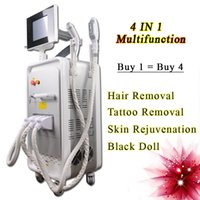Wholesale hair remove face for sale - Group buy Portable ipl rf ipl shr hair removal machine remove skin wrinkles Most Popular spa equipment no painless