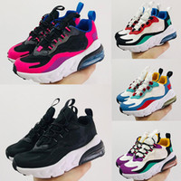 Wholesale new kids sneakers canvas for sale - Group buy New Big boy react shoes Kids mens Basketball shoes s Blackout Win Like UNC Win Like Heiress Black Stingray Kids Sneaker Shoes