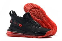 Wholesale shoes box china resale online - 2019 New Arrive Jumpman x Designer Triple Black China Red Roller Shoes High Quality Mens Outdoors Sports Sneakers Shoes Size