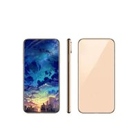 Wholesale chinese smartphones resale online - Goophone Pro inch Xs Max X Octa Core Dual Sim Fingerprint Android Show G LTE G GB Unlocked Smartphones