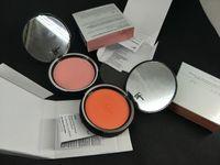 Wholesale pretty single resale online - Pores blush naturally pretty Je Ne Sais Quoi shades Poreless finish airbrush brightening blush highlight Blusher