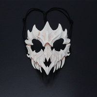 Wholesale walls clothes for sale - Group buy 2019 New Halloween Masks Adult Japanese Prajna Halloween Mask Clothing Collection Wall Hanging Mask Mascaras de