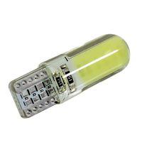 194 led birne farbe großhandel-1 STÜCKE Super Helle CAN-bus Fehlerfrei T10 W5W 158 194 LED Birne Weiße Farbe