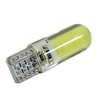 ingrosso 194 ha condotto il colore della lampadina-1PCS Super Bright CAN-bus Error Free T10 W5W 158 194 Lampadina LED Colore bianco