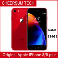 Wholesale refurbished iphone 8 cell phones accessories for sale - Group buy HOTsale Unlocked Original iPhone Plus G LTE Cell phones GB RAM GB ROM MP Hexa core Mobile phone