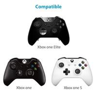 clavier s achat en gros de-Accessoires de jeu pour contrôleur XBox One / XBox One S Chatpad sans fil Clavier sans fil récepteur XBox One / S 2.4G pour Xbox One / S