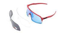 pose des lunettes achat en gros de-Nouvelle Marque Sutro Polarisé Vélo Lunettes Hommes Femmes VTT Vélo Équitation Vélo Sport Lunettes Vélo Lunettes De Soleil 3 Lens