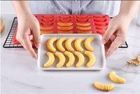 pişmiş köpük toptan satış-Toptan Pişirme aletleri DIY Aracı böcekler şekiller Silika Jel Kek Çikolata ekmek köpüğü jöle çerezler Kalıp buz mektubu tepsi # 418
