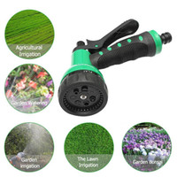Wholesale irrigation hose reels resale online - 7 M M M Garden Hose Expandable Flexible Water Hose Pipe Hoses Pipe Watering Spray Gun for Car Lawn Irrigation Watering Kit