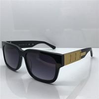 64039cd19a Wholesale medusa sunglasses online - Hot sale Luxury designer medusa  sunglasses square frame mens brand glasses