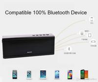 satılık mini bilgisayarlar toptan satış-Toptan Satış - Toptan-20W Bluetooth Hoparlör Güç Bankası Güçlü 20W Taşınabilir Mini Bilgisayar Hoparlör Kablosuz Hoparlör Piple S5 aynı Sıcak satış