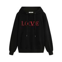 Wholesale mens front for sale - Group buy Hotsale Top Brand Sweatshirt Winter Luxury Mens Women Hoodies Big Logo Front Pocket Long Sleeves Drawstring Pullover Hiphop Street B101156L