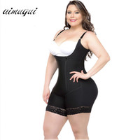 emagrecimento de bodys completos venda por atacado-Shapers Butt Lift cintura instrutor Corpo Shaper Tummy Controle Shapewear completa Bodysuits corpo Mulheres Slimming ShapewearMX190929 Underwear