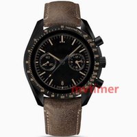 ingrosso guarda affari-Hot Luxury Business Mens Moon Cinturino automatico meccanico di alta qualità Orologi Moda Sport Watch Master da polso