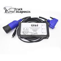 scanners de caminhão venda por atacado-New holland cnh est 9.0 Ferramenta de Serviço Eletrônico com CNH DPA5 kit ferramenta de diagnóstico Agrícola caminhão de construção scanner a diesel