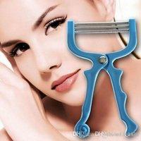 epilador de rolos venda por atacado-Remoção Handheld segura do cabelo facial da cara que enrola a beleza do rolo de Epi da beleza do depilador para mulheres
