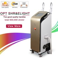 Wholesale top hair removal resale online - Top quality Hair Removal Machine IPL SHR OPT Remove Hair Skin Rejuvenation Wrinkle Removal beauty Equipment