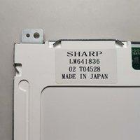 formato polegadas venda por atacado-NOVO LM641836 LM641836R Painel de tela LCD 9,4 polegadas Sharp Pixel Format 640 * 480 painel de tela LCD