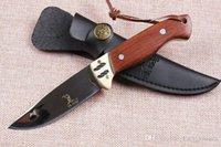 hafif katlanır bıçak toptan satış-marka küçük düz bıçak geyik recemmend Yabani (ayna ışık) açık bıçaklar sağkalım kamp av bıçağı katlanır bıçak serbest shippi
