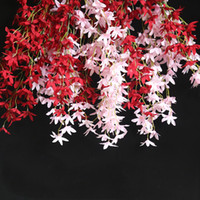 Wholesale led dolls for sale - Group buy 4 Artificial Flowers Dancing Doll Orchid Home Decoration Fake Flowers Orchids DIY For Wedding Decor Road Lead wreath Garden wall