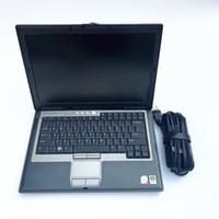 mb star mitsubishi venda por atacado-O auto computador diagnóstico do carro para o portátil D630 com 4gb Ram pode ser usado dentro para MB Star C4 / estrela MB C5 melhor preço