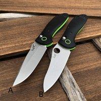 facas de bolso multifunções venda por atacado-Chegada Nova BM 551 Tanto Tactical canivete acabamento acetinado faca de caça Facas Ferramentas Mão multifunções