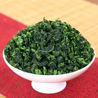 chá de porcelana anxi venda por atacado-BOM 2019 Novo 250g China Authentic Chá Verde, Chinês Anxi Tieguanyin Oolong Chá, Saúde Orgânica Natural Frete Grátis