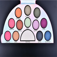 Wholesale eyeshadow palett for sale - Group buy 12 Color Eyeshadow Women Gift Eyeshadow Rainbow Christmas Pearlescent Matte Glitter Eye Shadow Palett Beauty Cosmetic