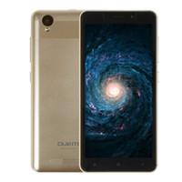 ingrosso macchina fotografica doppia capacitiva android-3G WCDMA OUKITEL C10 da 1 GB 8 GB Quad Core MTK6580 Android 8.1 5.0 pollici IPS schermo capacitivo 960 * 480 qHD 3.0MP fotocamera GPS WiFi Smartphone