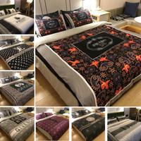 Wholesale orange comforter bedding sets for sale - Group buy MENGZIQIAN Luxury Bedding Brand Bedding Sets Designer King Size Bedding Set Pure Cotton Bed Comforters Sets