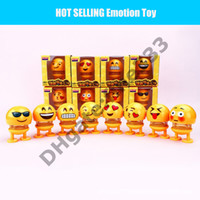 Wholesale car head shaking toy for sale - Group buy Emoticons toys Car Swing Jewelry Shake Head Doll Decoration Creative Desktop Bling Girl Accessories Interior Dashboard Toys Cute Ornament