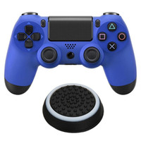 Wholesale grip cap button resale online - Hot Anti Skid Joystick Caps Game Controller Thumb Stick Grips Button Caps Cover for PS4 PS3 XBOX Gamepads Handle Dust proof Rocker Hats