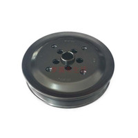 Wholesale pulley accessories online - Dongfeng Cummins Engine L genuine parts and accessories crankshaft pulley C3943978 Cummins
