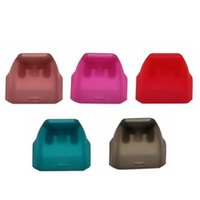 Wholesale tester drip tips resale online - Caliburn Drip Tip Silicone Drip Tips Tester Mouthpiece Cover Test Cap fit CALIBURN individual package DHL Free