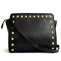 Wholesale english handbag for sale - Group buy Designer Women Shoulder Bags New Fashion Print English Capital Casual Rivet Letter Literature And Art Hit Color Big Canvas Handbag Lb1700