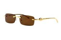 ingrosso occhiali viola per le donne-specchi viola occhiali da vista pantera occhiali da vista di lusso rettangolo eyeware occhiali da lettura ottici classici per uomo e donna con scatola