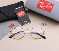 Wholesale vogue eyewear resale online - Retail Outdoor Eyewear vogue RAYY BANN RB06 return to the ancients sunglasses plane surface glasses Exquisite Packaging
