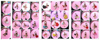 Wholesale peanuts chain resale online - New Cartoon color anime peanut heart dogs girl boy cute Keychain Jewelry Accessories Key Chains Pendant Gifts Favors D